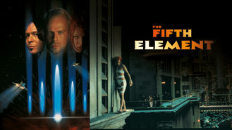 Is The Fifth Element on Netflix?